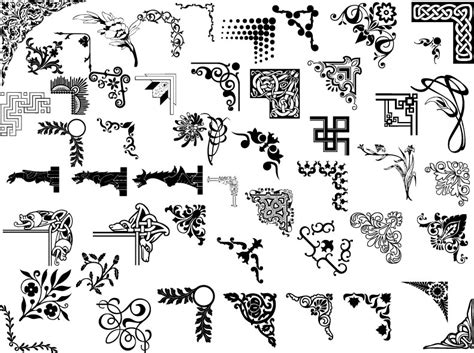 pattern vector ai pattern vector ai 50 models free vector 4vector