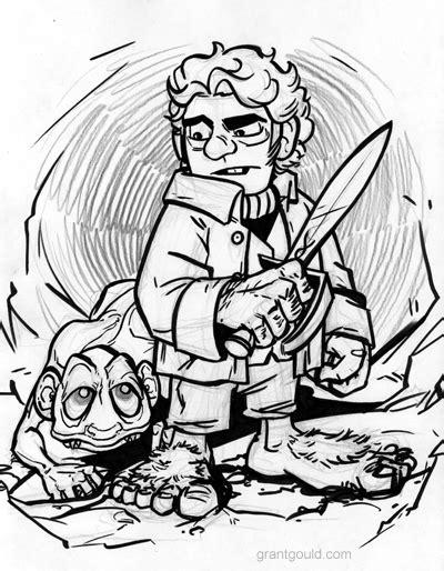 The Hobbit by grantgoboom on DeviantArt