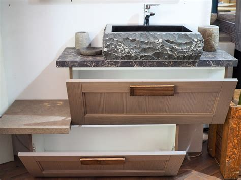 offerte mobile bagno con lavabo mobile bagno essential etno in offerta compreso di