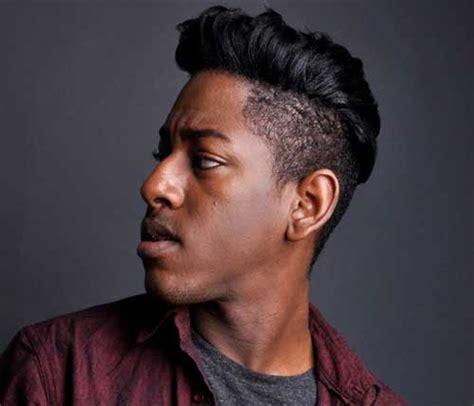 perm hairstyles for black men 10 black men straight hair mens hairstyles 2018