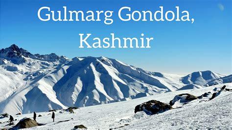 gulmarg gondola in january 2015 youtube gulmarg gondola cable car ride to breathtaking views of