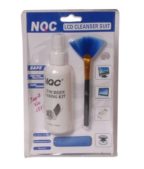 Lcd Cleaner 7 In 1 Diskon buy speed lcd cleaner nqc at best price in india snapdeal