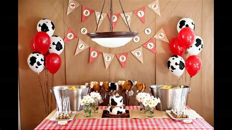 event decoration ideas youtube fascinating cowboy birthday party decorations ideas youtube
