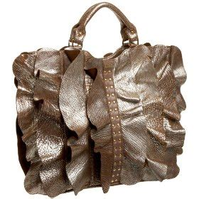 Longoria Bed Kan Ruffle Tote by Longoria Be D Ruffle Tote Snob Or Slob Snob Essentials
