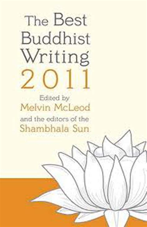 best buddhist writing 2011 the qi books