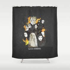 game of thrones shower curtain 1000 images about game of thrones house stark on