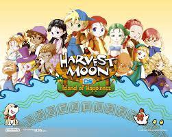 emuparadise harvest moon harvest moon ds island of happiness u junkrat rom