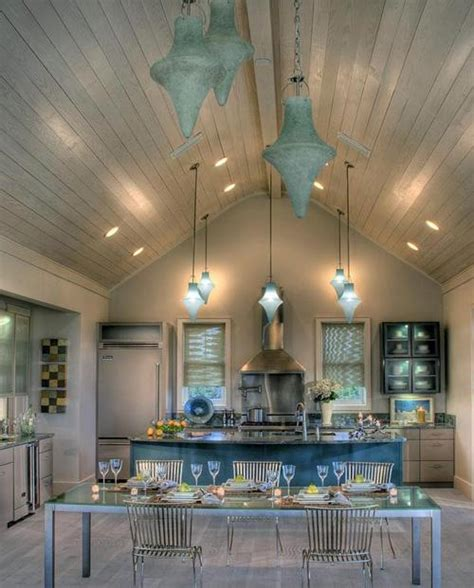 Decorating Your Home With High Ceilings Paperblog Pendant Lights For High Ceilings