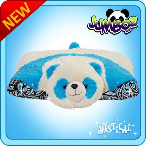 authentic pillow pets mystical panda 30 quot jumbo