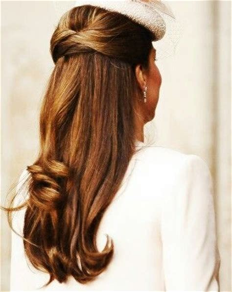 half up half down hairstyles kate middleton 17 best images about hair makeup on pinterest tom ford