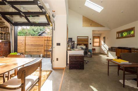 Houzz Homes Floor Plans japanese modern adu tiny house for a designer modern