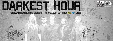 Darkest Hour Baltimore | darkest hour self titled album out now