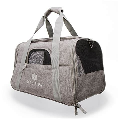 airline approved pet carriers seat jet sitter fly airline approved pet carrier bag