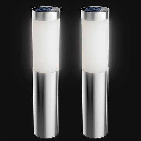 Led Solar Bollard Lights Lighting Artika Solar Led Bollard Lights