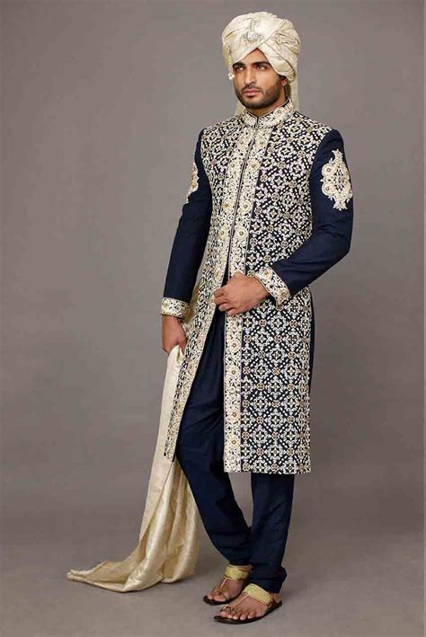 Beautiful Men's Wedding Dresses 2018   Stylish Groom