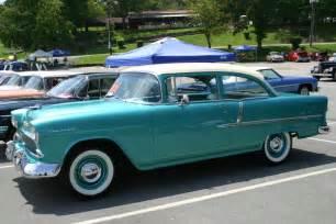 1955 chevy 210 2 door post sedan