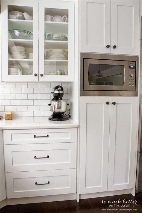 built in kitchen pantry cabinet feature friday so much better with age kitchen and