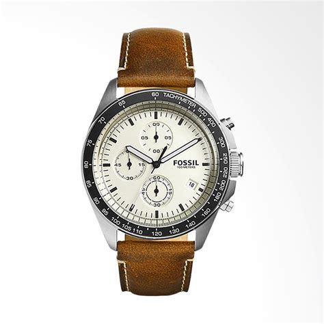 Fossil Fs5104 Jam Tangan Pria jual fossil jam tangan fashion pria ch3023 harga