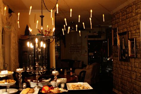 Dining Room Sets For 10 People a harry potter halloween party part 1 two delighted