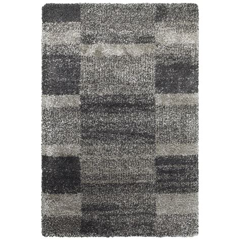 10 x 12 grey rug weavers henderson 9 10 quot x 12 10 quot shag grey