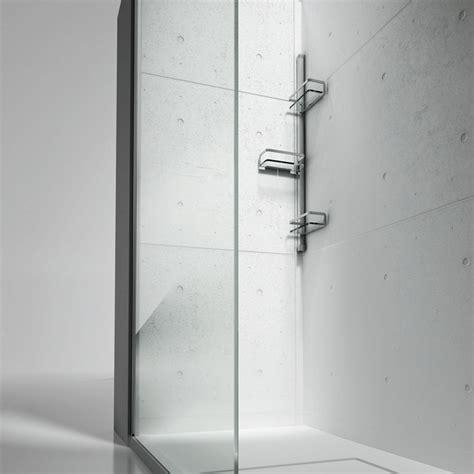 doccia attrezzata colonna attrezzata per doccia basket vismaravetro