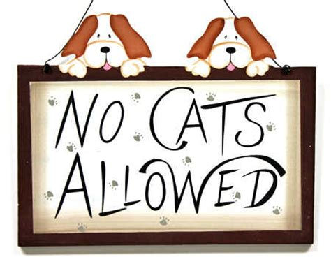 no cats allowed sign clipart best