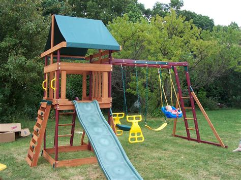 just swings swing set edsouth s wonderful world of blog we got a swing set