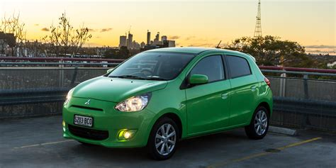 2015 mitsubishi mirage review term report three