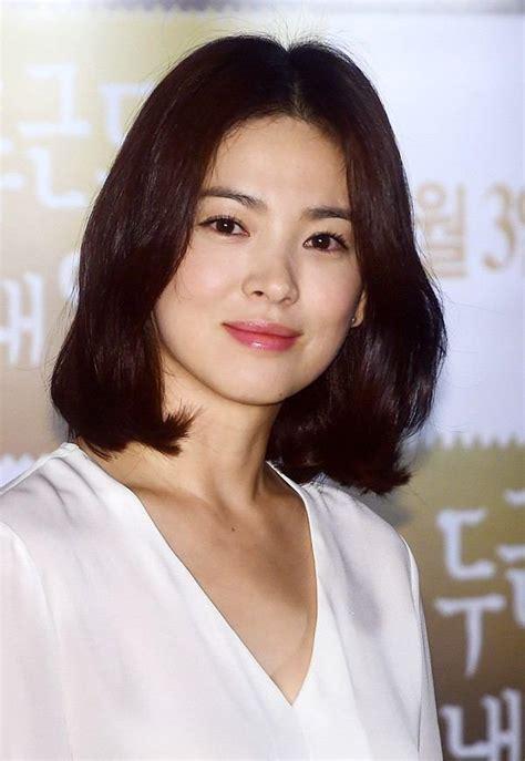 inspirasi model rambut pendek ala artis korea