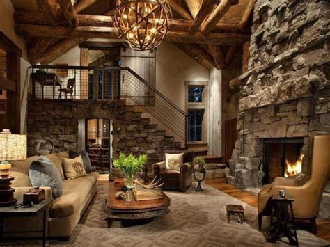 rustic home interior design inspiration 4 decor ideas