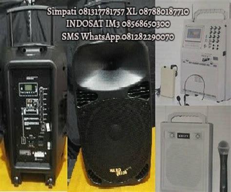 Rental Sound System Wilayah Semarang Harga Murah tempat penyewaan speaker portable jakarta utara rental