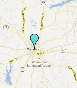 winnsboro map winnsboro tx pictures posters news and on your