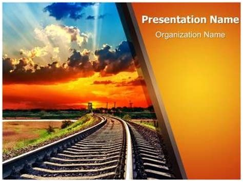 railway themes for powerpoint 26 best images about automobile and vehicles powerpoint