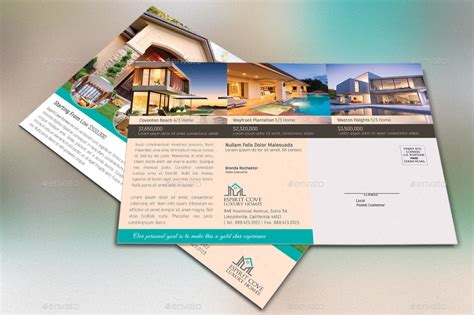 real estate eddm postcard template by godserv2 graphicriver