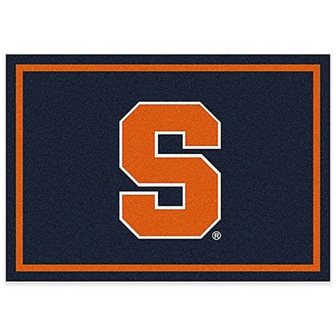 bed bath and beyond syracuse syracuse university spirit rug bed bath beyond