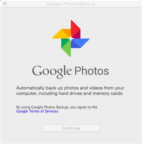 get your google photos library started with the desktop
