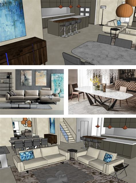 inspirations in modern family house interior design inspiration a modern family home