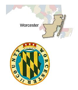Worcester county maryland marriage license