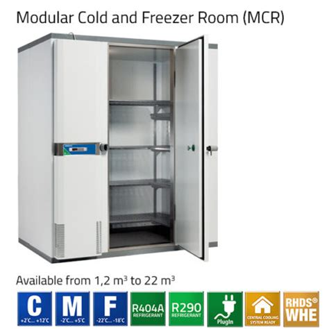cold and freezer rooms modular cold room mcr archives porkka