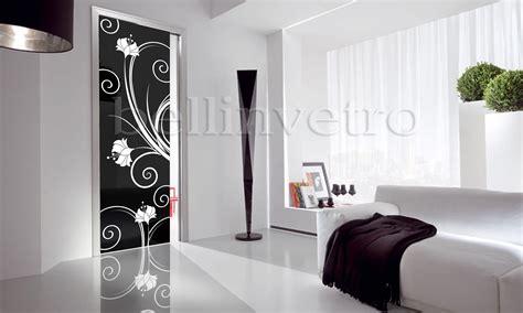 porte decorate per interni porte in vetro decorate per interni scorrevoli a
