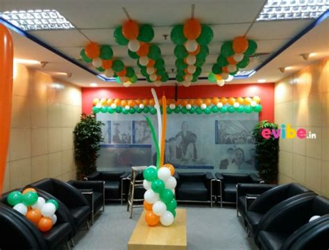 decoration themes 6 independence day balloon decoration ideas for office