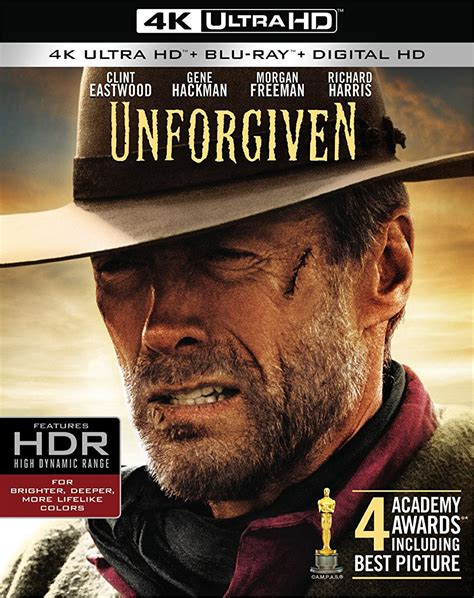 film blu ray 4k unforgiven 4k ultra hd review unforgiven flickdirect