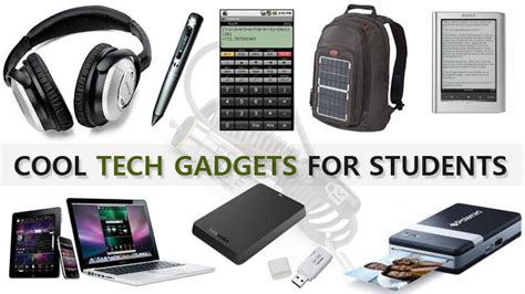 cool tech gadgets 15 best useful tech gadgets for students we are geeks