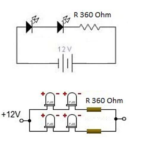 berapa ohm hambatan resistor untuk lu led resistor tahanan led 28 images menghitung besar tahanan resistan led pasang kabel solusi