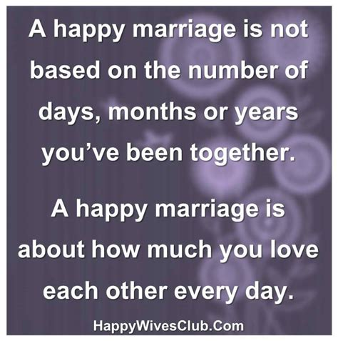 Quotes For A Happy Marriage happily married quotes quotesgram