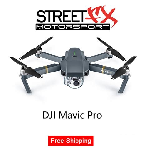 Dji Mavic Pro Ready Stock streetfx motorsport and graphics dji mavic pro 100 genuine in stock in aus from jan 22nd