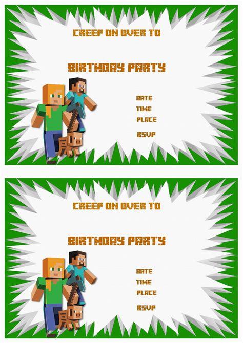 birthday invitations print free birthday card invitation templates