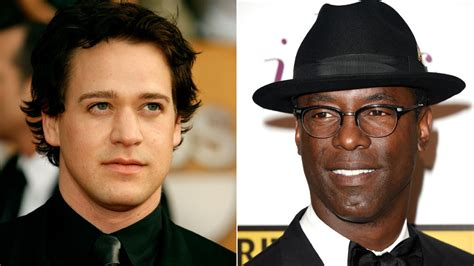 Isaiah Washington To Be Part Of No Name Calling Week by 7 Parejas De Coprotagonistas Famosos Que No Se Llevaban En