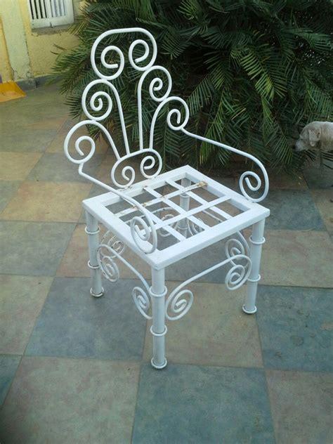 muebles artesanal hierro forjado bs  en