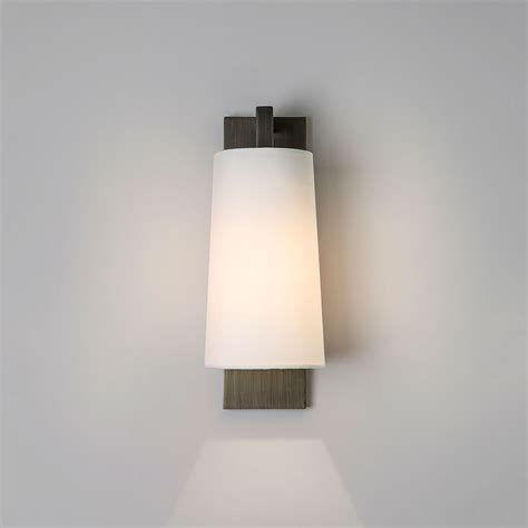 Bronze Wall Lights Astro Lago 280 Bronze Bathroom Wall Light At Uk Electrical